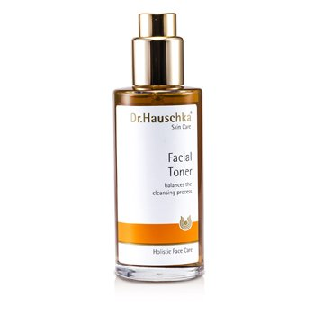 DR. HAUSCHKA Facial Toner (For Normal, Dry & Sensitive Skin) Size: 100ml/3.4oz