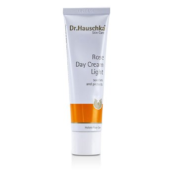 DR. HAUSCHKA Rose Day Cream Light Size: 30ml/1oz