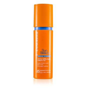 LANCASTER Sun Care Oil-Free Milky Spray SPF15 Size: 150ml/5oz