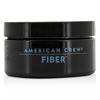 American Crew Men Fiber Pliable Fiber (High Hold and Low Shine) 85g