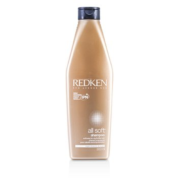 REDKEN All Soft Shampoo (For Dry/ Brittle Hair) Size: 300ml/10.1oz