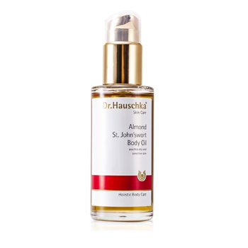 DR. HAUSCHKA Almond St. John'swort Body Oil Size: 75ml/2.5oz