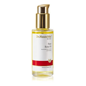DR. HAUSCHKA Rose Body Oil Size: 75ml/2.5oz