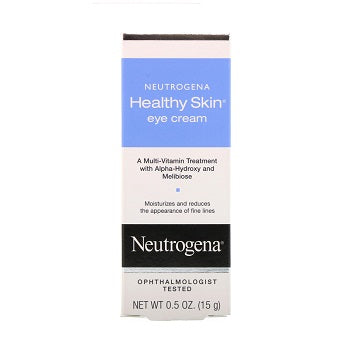 NEUTROGENA Healthy Skin, Eye Cream 2 x 15g/0.5 fl.oz