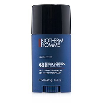 BIOTHERM Homme Day Control Deodorant Stick (Alcohol Free) Size: 50ml/1.67oz