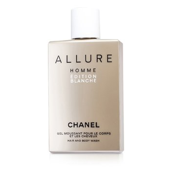 CHANEL Allure Homme Edition Blanche Hair & Body Wash (Made in USA) Size: 200ml/6.8oz