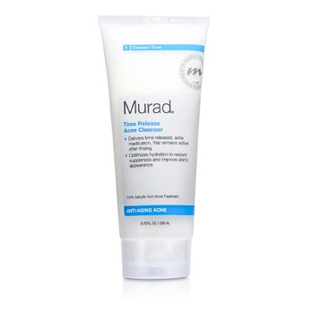 MURAD Time Release Acne Cleanser Size: 200ml/6.75oz
