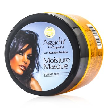 AGADIR ARGAN OIL Keratin Protein Moisture Masque Size: 236.6ml/8oz