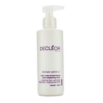 DECLEOR Aroma White C+ Hydra-Brightening Lotion (Salon Size) Size: 200ml/6.7oz