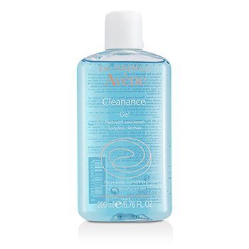 AVENE Cleanance Soapless Gel Cleanser Size: 200ml/6.76oz
