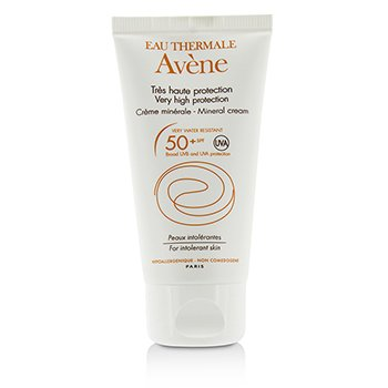 AVENE High Protection Mineral Cream SPF 50 Size: 50ml/1.94oz