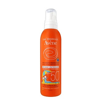 AVENE Sun Care SPF 50+ Spray for Children 200ML