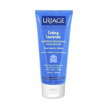 Uriage Baby Foaming and Cleansing Cream 200ml