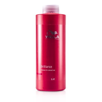 WELLA Brilliance Shampoo (For Colored Hair) Size: 1000ml/33.8oz