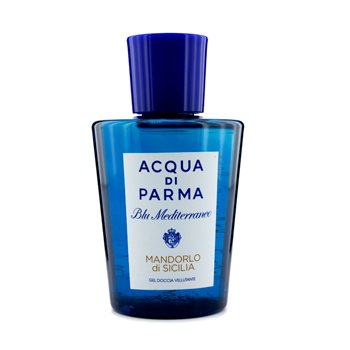 ACQUA DI PARMA Blu Mediterraneo Mandorlo Di Sicilia Pampering Shower Gel (New Packaging) Size: 200ml/6.7oz