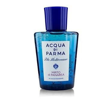 ACQUA DI PARMA Blu Mediterraneo Mirto Di Panarea Regenerating Shower Gel Size: 200ml/6.7oz