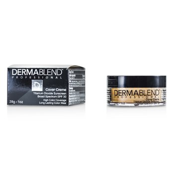 Dermablend Cover Creme Broad Spectrum SPF 30 (High Color Coverage) 28g/1oz