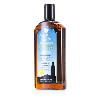 AGADIR ARGAN OIL Daily Volumizing Shampoo Size: 366ml/12.4oz