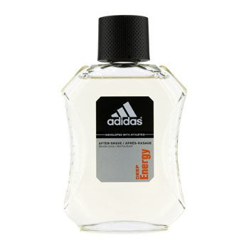 ADIDAS Deep Energy After Shave Splash Size: 100ml/3.4oz
