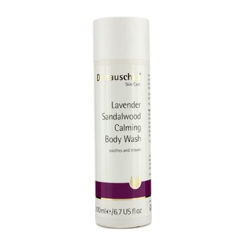 DR. HAUSCHKA Lavender Sandalwood Calming Body Wash Size: 200ml/6.7oz