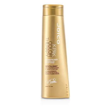 JOICO K-Pak Color Therapy Conditioner - To Preserve Color & Repair Damage (New Packaging) Size: 300ml/10.1oz