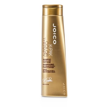 JOICO K-Pak Color Therapy Shampoo - To Preserve Color & Repair Damage (New Packaging) Size: 300ml/10.1oz