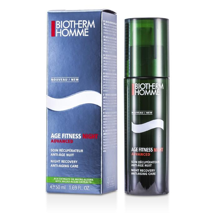 Biotherm Homme Age Fitness Advanced Night 50ml/1.69oz