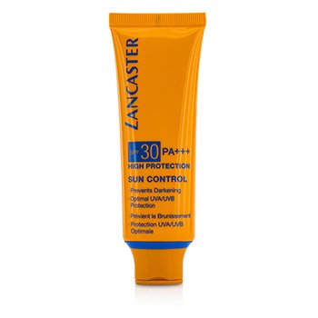LANCASTER Sun Control Face Uniform Tan Cream SPF30 Size: 50ml/1.7oz