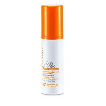 LANCASTER Sun Control Eye Contour Cream SPF50+ Size: 15ml/0.5oz