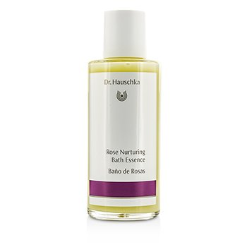 DR. HAUSCHKA Rose Nurturing Bath Essence Size: 100ml/3.4oz