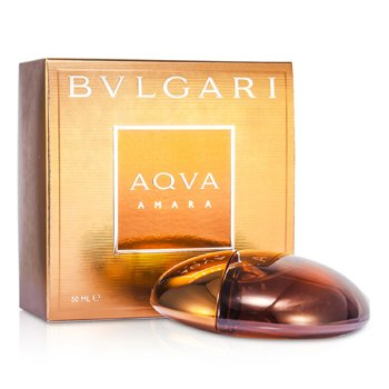 BVLGARI Aqva Amara Eau De Toilette Spray Size: 50ml/1.7oz