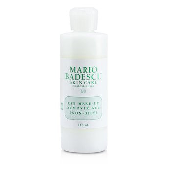 MARIO BADESCU Eye Make-Up Remover Gel (Non-Oily) - For All Skin Types Size: 118ml/4oz