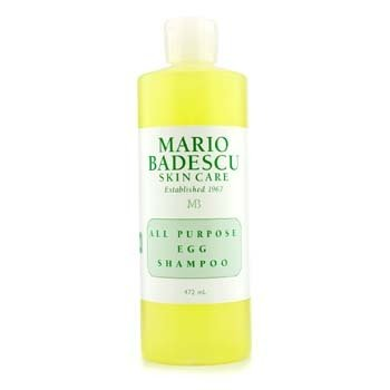 MARIO BADESCU All Purpose Egg Shampoo (For All Hair Types) Size: 472ml/16oz