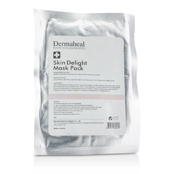 DERMAHEAL Skin Delight Mask Pack Size: 22g/0.7oz