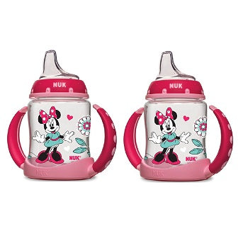 NUK Learner Cup 6+ Months Minnie Mouse 1 Cup 5 oz (150ml)