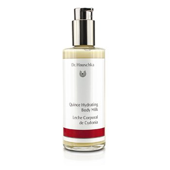 DR. HAUSCHKA Quince Hydrating Body Milk Size: 145ml/4.9oz