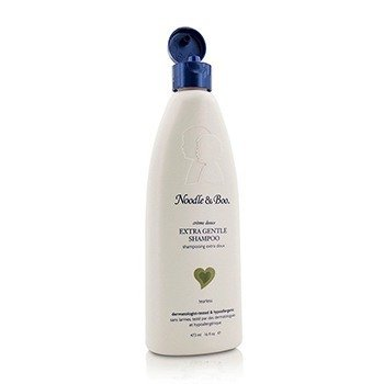 NOODLE & BOO Extra Gentle Shampoo (For Sensitive Scalps and Delicate Hair) Size: 473ml/16oz