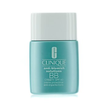 CLINIQUE Anti-Blemish Solutions BB Cream SPF 40 - Light Medium (Combination Oily to Oily) Size: 30ml/1oz