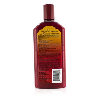 AGADIR ARGAN OIL Hair Shield 450 Plus Deep Fortifying Conditioner - Sulfate Free (For All Hair Types) Size: 366ml/12.4oz