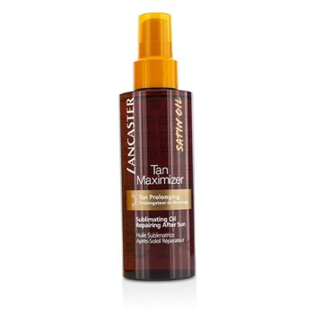 LANCASTER Tan Maximizer Sublimating Oil Repairing After Sun Size: 150ml/5oz