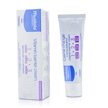 MUSTELA Change Cream 1 2 3 Size 100ML