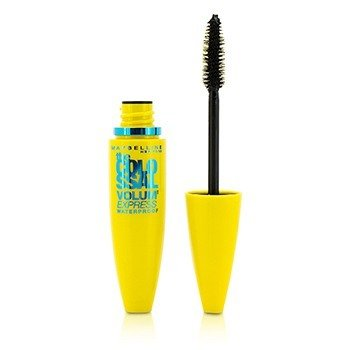 MAYBELLINE Volum' Express The Colossal Waterproof Mascara Size: 10ml/0.33oz Color: Glam Black