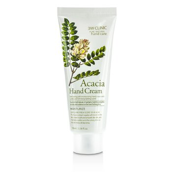 3W CLINIC Hand Cream - Acacia Size: 100ml/3.38oz