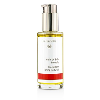 DR. HAUSCHKA Blackthorn Toning Body Oil - Warms & Fortifies Size: 75ml/2.5oz