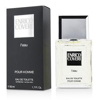 ENRICO COVERI L'Eau Pour Homme EDT Spray 50ml/1.7oz