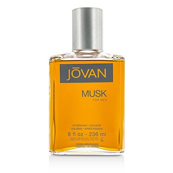 JOVAN Musk After Shave Lotion Size: 236ml/8oz