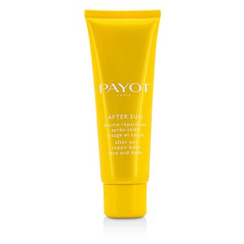 PAYOT Les Solaires Sun Sensi After-Sun Repair Balm For Face & Body Size: 125ml/4oz