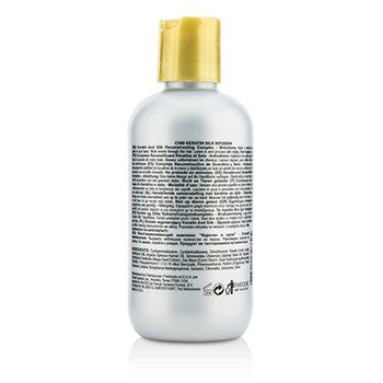 CHI Keratin Silk Infusion Keratin and Silk Reconstruting Complex Size: 177ml/6oz