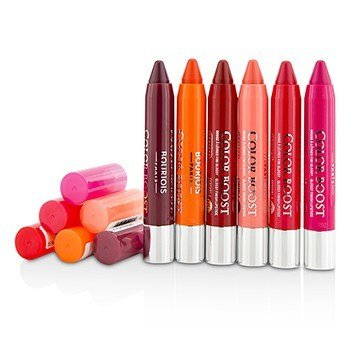 BOURJOIS Colorboost Glossy Finish Lipstick Set Size: 6pcs