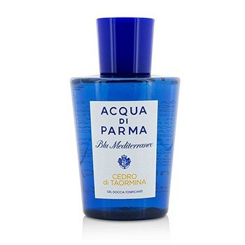 ACQUA DI PARMA Blu Mediterraneo Cedro Di Taormina Invigorating Shower Gel Size: 200ml/6.7oz